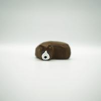 NATUMI / 張り子犬(まるまり犬)