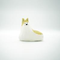 NATUMI / 張り子犬(秋田犬)