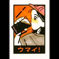 【 オンライン 】しまはらゆうき『ほろ酔い似顔絵』