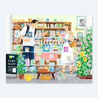 COLLECTIVE 2021 ポスター illust by 相馬涼(限定50枚)