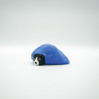 NATUMI / 張り子犬(毛布くるまり犬)