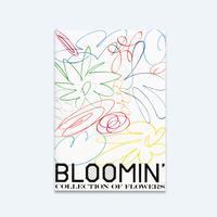 【 レビューあり 】ミウラユウタ 『BLOOMIN' collection of flowers』