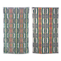 "Pendleton ""OVERSIZED JACQUARD TOWEL"" Chief Joseph Gray"