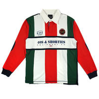 "40s & Shorties ""UPTOWN RUGBY SHIRT"""