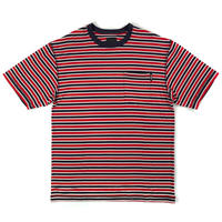 "40s & Shorties ""EXPRESS TEE"" RED"