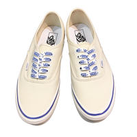 """VANS """"AUTHENTIC DX44(ANAHEIM FACTORY COLLECTION)"""" OFF WHITE"""