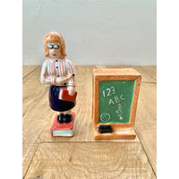 salt&pepper  teacher girl