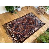 vintage  handmade rug
