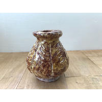 70s Belgian hand made pottery