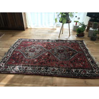 vintage  hand made rug④