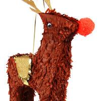 【MeriMeri】ピニャータ(メキシコのおもちゃのくす玉)/トナカイ [MM0110-45-3056]