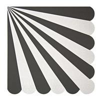 【MeriMeri(メリメリ)】S ナプキン ブラック [MM0204-45-1313]