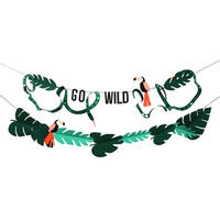 【MeriMeri】GO WILD GARLAND/トゥーキャンガーランド [ZZ0902-SC104]