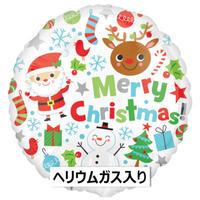 ぷかぷか浮かぶ♪ メリークリスマスアイコンズ Anagram [BF0501-29392-G]