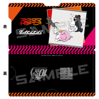 TVアニメ『アクダマドライブ』×『ダンガンロンパ』シリーズコラボカフェ オリジナルマスクケース(抗菌)