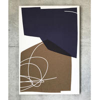 Textile Art/Brown earth