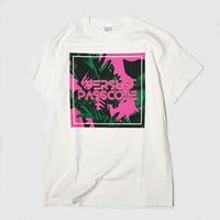 【PassCode】Monstera T-shirt VERSUS PASSCODE 2019
