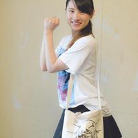 """【PassCode・オンライン限定】TOTE BAG """"GIRL"""""""