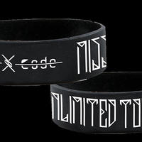 【PassCode】MISS UNLIMITED RUBBER BRACELET