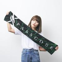 【PassCode】Zepp Tour ツアータオル(BLACK)
