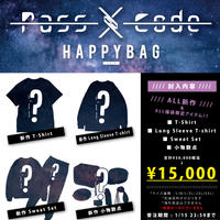 PassCode 2019 HAPPYBAG【完全受注生産品】
