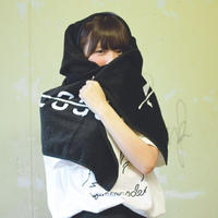 【PassCode・オンライン限定】LOGO TOWEL (フード付き)