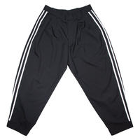 WOOL BASEBALL TROUSERS 'GENTLEMAN (BLACK)