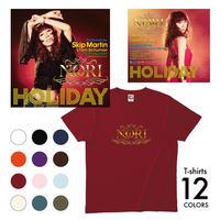 NORI「HOLIDAY」CD & NORI ロゴTシャツ