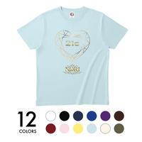 NORI 心のジュエリーTシャツ
