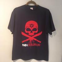 PAIN SOLUTION(ペインソリューション)Tシャツ/ネイビー