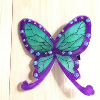 【オーダー品】鬼滅の刃しのぶ 蝶の髪飾り