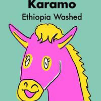 エチオピア/カラモ -ウォッシュト- 100g