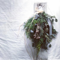 11月15日・ombrage「Green bouquet for Christmas workshop」参加申し込み