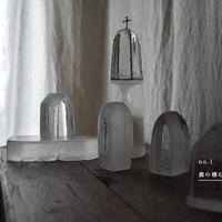[作家紹介] keino glass(ガラスオブジェ)