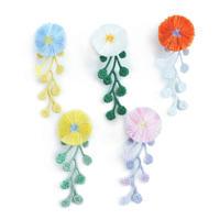 RAINY LACE PIERCE / EARRING (flower)