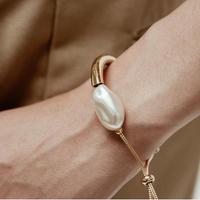 Vintage Pearl Bead Bracelet