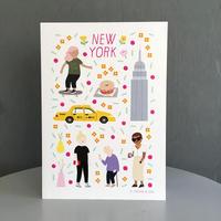 NEW YORK notebook | Cristina de Lera