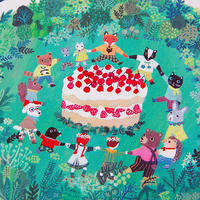 greeting card | Yumi Kitagishi