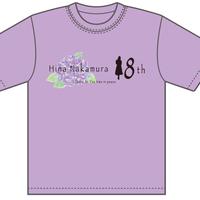 中村妃那 生誕Tシャツ 2021