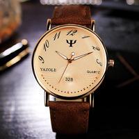 Yazole トップブランド発光腕時計 ファッションメンズ腕時計 防水スポーツ腕時計 103