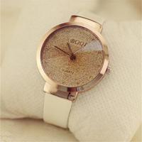 砂星空ダイヤル腕時計 女性ファッション 女の子 高級ブランドクォーツ腕時計 ドレス時計 180