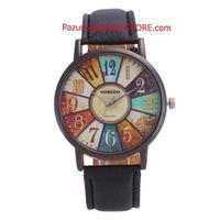 女性腕時計 レトロ カジュアル ガールクォーツ時計 レディースドレス腕時計 1782 9/25