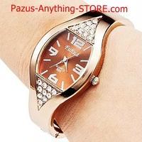 ローズゴールド 女性腕時計 ブレスレット腕時計 レディース腕時計 1786 9/25