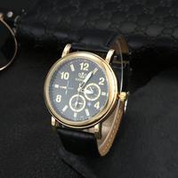クォーツ時計 男性腕時計 トップブランド 石英の腕時計 99