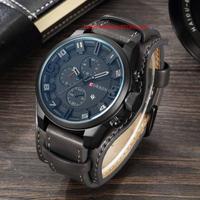 メンズスポーツ腕時計 カジュアル石英時計 スチームパンク 男性 ミリタリー腕時計 1716 9/25