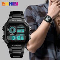 Skmei ビジネス男性腕時計 防水カジュアル腕時計 デジタル腕時計 78