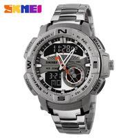 Skmei スポーツ腕時計 デジタルクォーツ腕時計 防水 アラームクロノストップウォッチ バックライト 97
