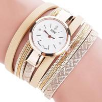 ファッション腕時計 女性ファッションカジュアルアナログクォーツ女性腕時計 ブレスレット腕時計 127