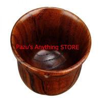 80ミリリットル 木製カップ 手作り 茶コーヒーワインカップ 中国スタイル 茶器 キッチン 1516