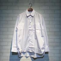 ビッグシルエットシャツ(全2カラー)